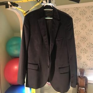 Hugo Boss Velvet-like jacket NEVER WORN
